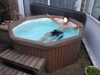 Canadian Spa Haliburton hot tub for sale for £150 ono