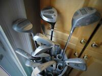 Set of Good Golf Clubs