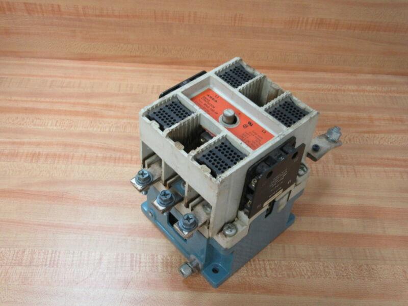 Asea Brown Broveri EFLG 160-3P ABB Contactor EFLG1603P