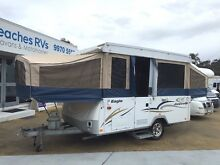 Jayco Eagle Camper Trailer, Excellent Condition North Narrabeen Pittwater Area Preview