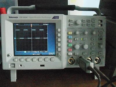 100 Test Tektronix Oscilloscope Tek P6205 Active Fet Voltage Probe 750 Mhz 10x