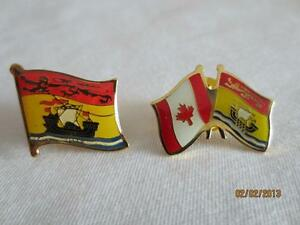 NEW BRUNSWICK PINS