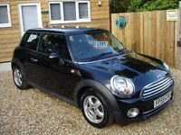 MINI HATCH COOPER D (black) 2009