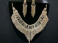 NEW Jewelry items various - earring, necklace etc Party wear - very reasonably priced Jewellery