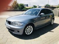 BMW 1 Series 116i E81 2007 Blue (audi,mercedes,lexus,honda,vw,ford,vauxhall)