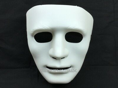 Wholesale Blank Jabba WockeeZ Anonymous Halloween Cosplay Costume Party Mask