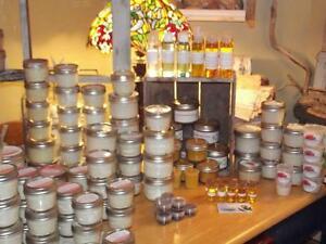 Carrier Oils, Lavender & Calendula