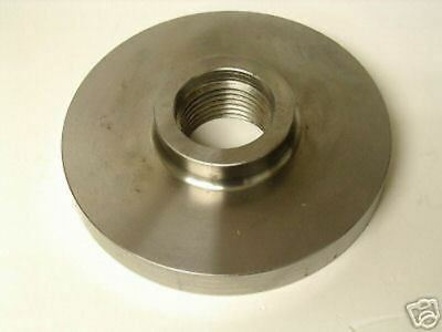 "4"" LATHE CHUCK BACKPLATE 100MM COMPATIBLE WITH MYFORD"