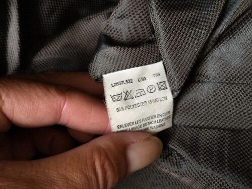 Manteau zapa taille 36 marron imperméable bon état