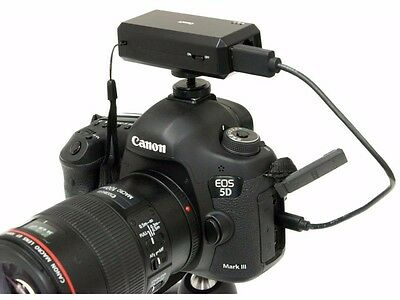 CamFi Remote DSLR Camera Wireless Controller/Transmitter/Tether Nikon Canon Sony