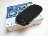 PS VITA IMMACULATE CONDITION