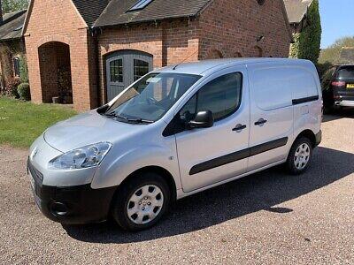 Peugeot Partner Van (1600cc Turbo HDI), LWB - NO VAT