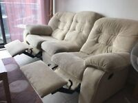 3 seater sofa and 2 seater sofa, great condition, smoke free home