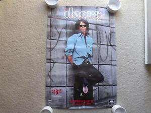 FS: Jim Morrison (The Doors) out-of-print Litho Sheets London Ontario image 4