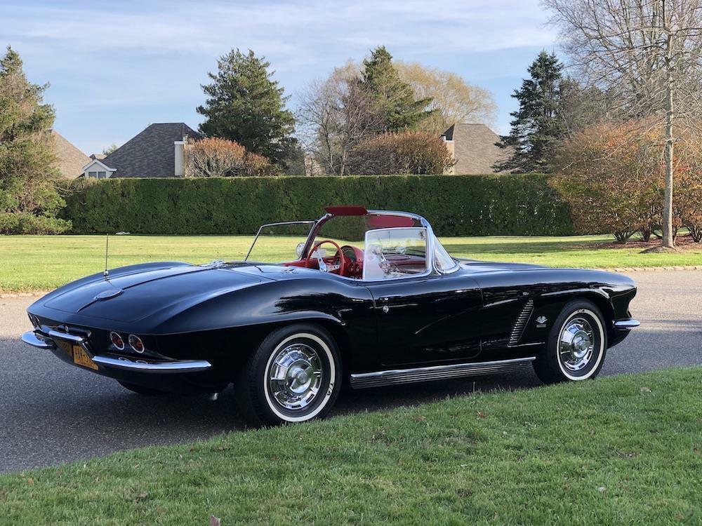 1962 Black Chevrolet Corvette   | C1 Corvette Photo 9