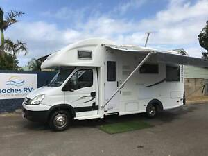 2011 Sunliner Holiday, With Electric Drop Down Bed Hamilton Newcastle Area Preview