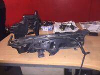 Audi Q5 09 To 2012 P/s Headlight Mounting Bracket Complete Breaking