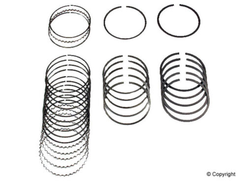 Engine Piston Ring Set Npr Of America Wd Express Fits 86 92 Toyota