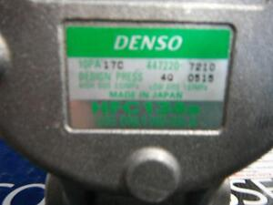 JOHN DEERE A/C  COMPRESSOR Kitchener / Waterloo Kitchener Area image 2