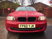 BMW 116D SPORT 3DR RED 2010 IMMACULATE CAR £20 A YEAR TAX