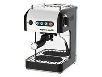 Dualit Espress-auto 3 IN 1 Coffee Machine Black - New