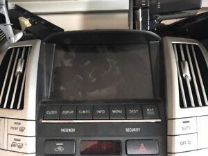 Beat-Sonic TVK-62 DVD Control Bypass Module For Lexus/