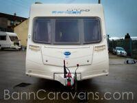 (Ref: 863) 2010 Model Bailey Ranger 500/5 GT60 5 Berth Touring Caravan