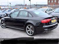 Audi A5 s-line 2014 2.0 diesel complete engine