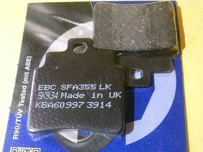 Bremsklötze Bremsbeläge Kymco MXU KXR 250 / Maxxer 250-300 hinten