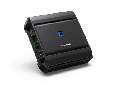 Alpine S-A60M Monoblock Digital Verstärker ENDSTUFE MONO 1-KANAL CLASS-D 1100 W