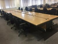 fantastic 1.2 meter desks