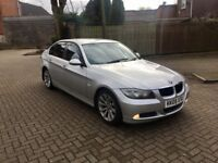 BMW 320D ES 6 Speed Long Mot Service History