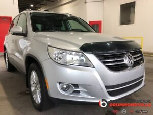 2011 Volkswagen Tiguan 4MOTION- MAGS- TOIT PANO- HITCH- BAS MILL