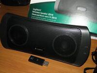 """bluetooth speaker,   """"Logitech""""Z515"""