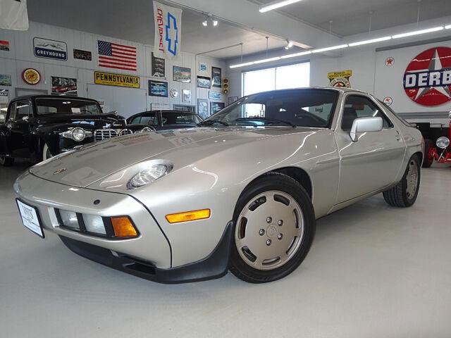 Imagen 1 de Porsche 928  silver
