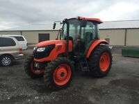 2014 Kubota M8560 4WD Tractor at Auction