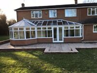 Conservatory For Sale All windows Doors and Roof