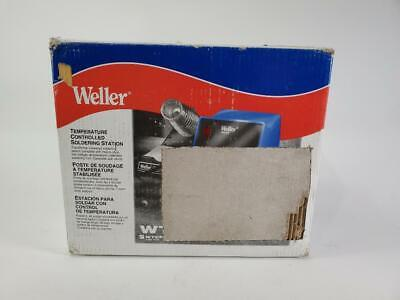 Weller Wtcpt 60 Watts120v Temperature Controlled Soldering Station Used