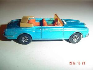 MATCHBOX LESNEY NO. 69 DIECAST ROLLS ROYCE SILVER SHADOW COUPE Windsor Region Ontario image 1