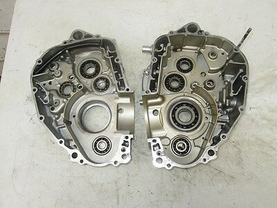 09 KLX 250 Engine Case L/R  oem stock