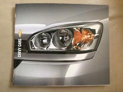 Chevrolet Range Brochure - September 2003 - US Market