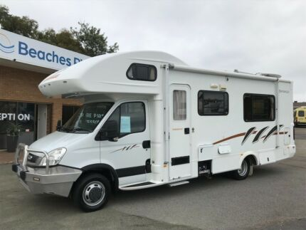 2011 Winnebago Esperance C2634SL Valentine Lake Macquarie Area Preview