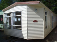 Static caravan 35 x 12 ft / 3 bedrooms, in good condition, Brentmere Celebration