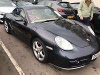 Porsche Cayman 2006. Mot. Tax. Leather. Warranty