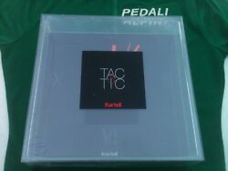 Kartell Tac & Tic Clock Philippe Starck Italy NIB Sealed