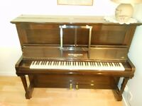 Piano by John Broadwood and Sons. Free to a good home.