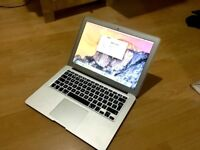 """Apple MacBook Air 13"""" Early 2015 Intel i5 4GB Ram 121GB Flash Storage Top Spec Can Deliver"""