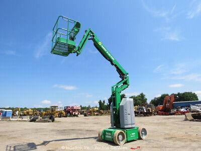 2014 Genie Z3020n 30 Electric Articulating Boom Lift Man Aerial Jib Bidadoo