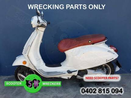 2015 Vespa Primavera Scooter Wrecking Parts Only