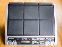 Roland SPD-S sampling drum pads
